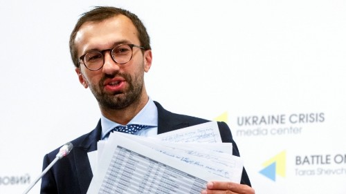 This former Ukrainian MP wants US politicians to 'stop playing the Ukrainian card'