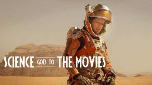 What happened when a roomful of engineers watched 'The Martian'
