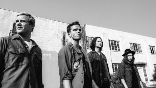 Icelandic band Kaleo is taking the music world by storm