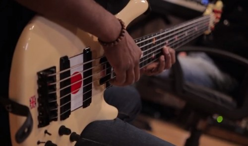 You've probably heard this bass player hundreds of times — now finally meet him