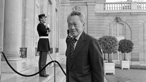 Lee Kuan Yew is dead. Here are 7 of his most provocative quotes