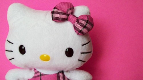 Hello Kitty turns 40 this year and she's got news!