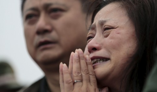 Latest item on Chinese government's censorship list? The cruise ship disaster