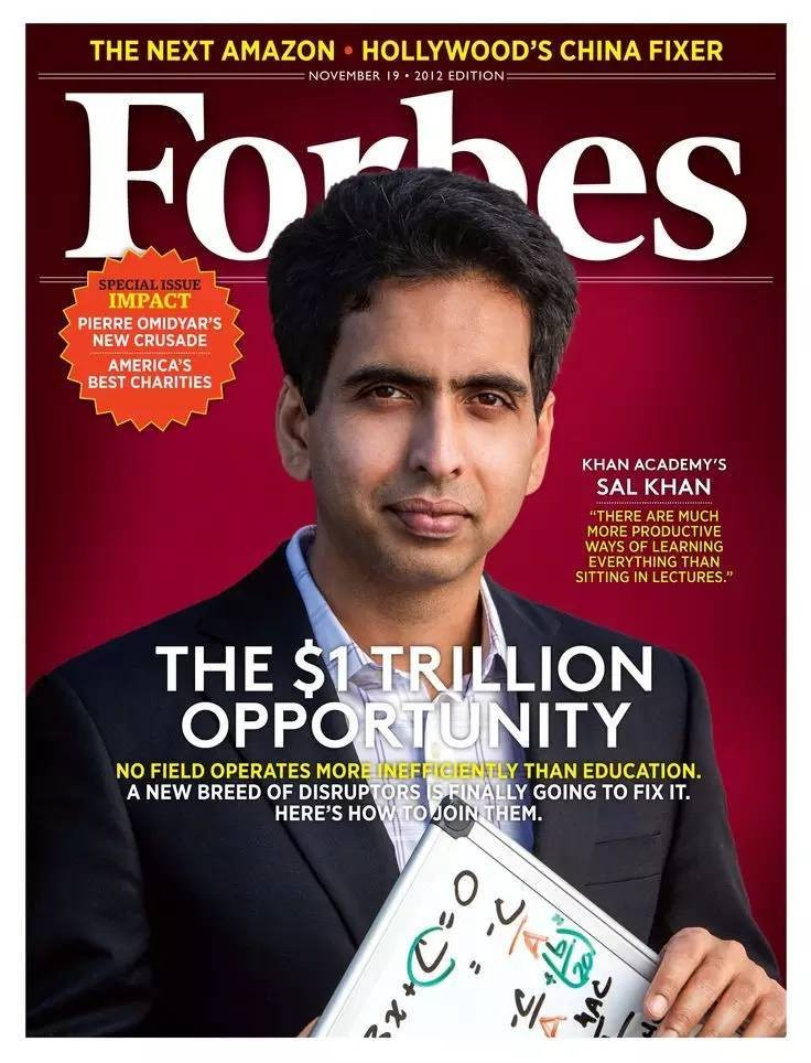 Business - Magazine cover