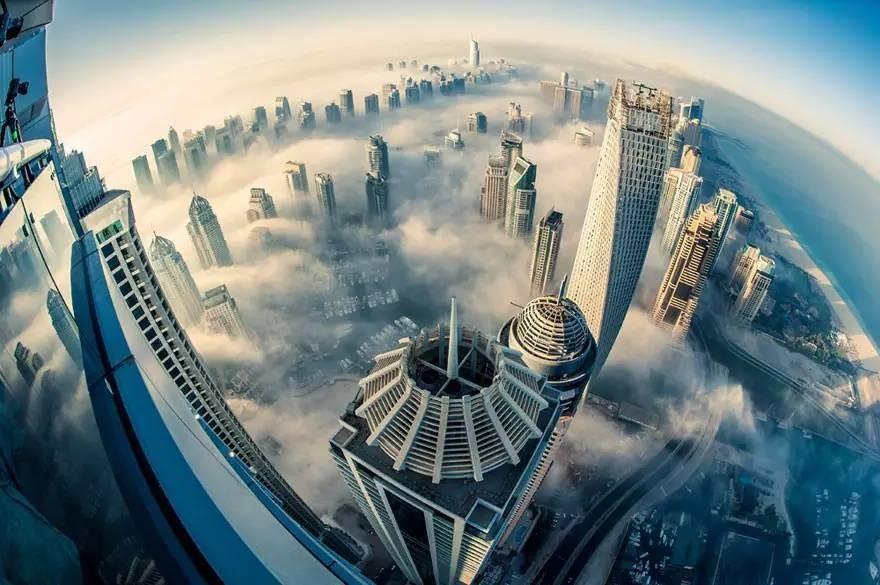迪拜 - Magazine cover