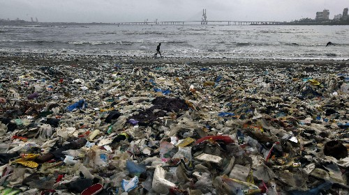 Humans have made so much plastic it will probably show up in future fossils