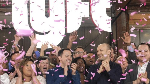 Lyft insiders could book gains when the IPO lockup expires