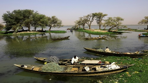 Climate change threatens the Nile's critical water supply