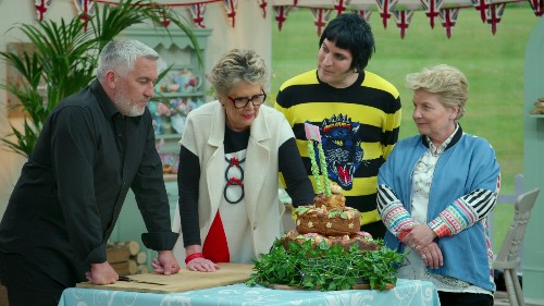 Netflix blocks binge-watching of latest Great British Baking Show