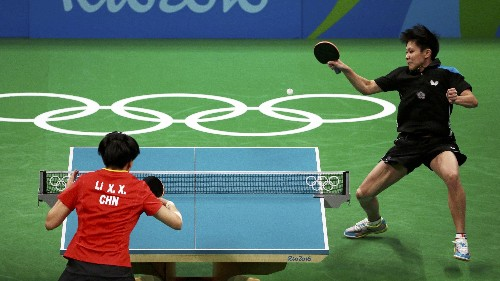 China dominates table tennis like no country in any other Olympic sport