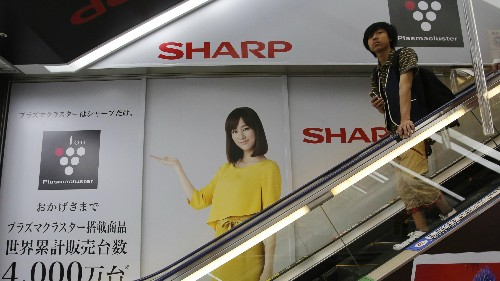 Foxconn's $5.1 billion bid for Sharp could be good for Apple, too