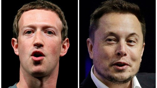Musk and Zuckerberg are fighting over whether we rule technology—or it rules us