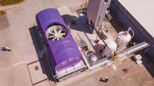 The story behind the world's first large direct air capture plant