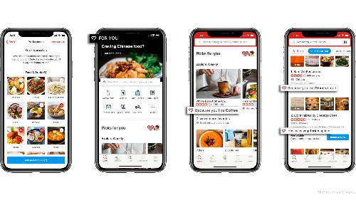 Yelp will now let you customize your app, whether you're vegan, keto, or have a dog