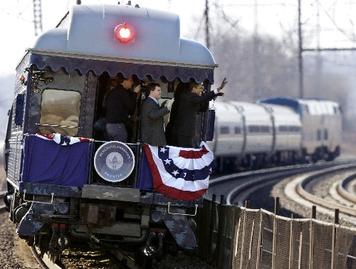 This is why the US still doesn't have high-speed trains