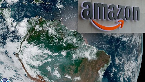 Good luck trying to Google the devastating Amazon rainforest fires