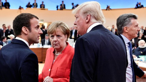 US and European leaders finally agree on something: suspicion of Chinese takeovers