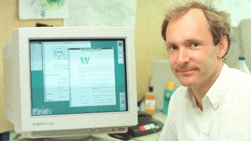 The father of the internet wants to save the web from itself