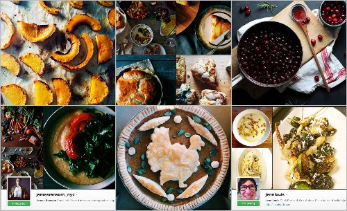 The complete guide to Instagramming your Thanksgiving dinner
