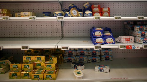 France's butter crisis is a perfect lesson in basic economics
