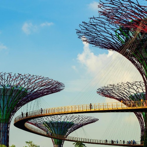 Singapore's distinctive design style, from furniture to boutique hotels