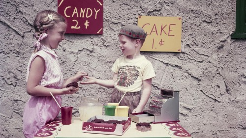 I learned the most important lessons on starting a business when I was 11