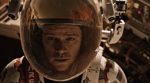 "A real-life astronaut reviews the Matt Damon film ""The Martian"""