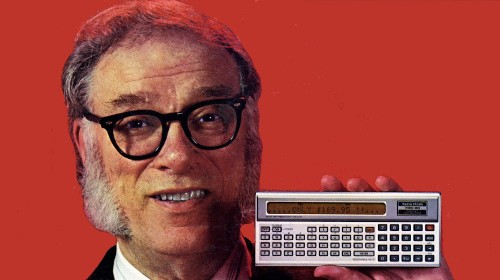 Without the Great Calculator Race of the 1970s, there would be no iPhone