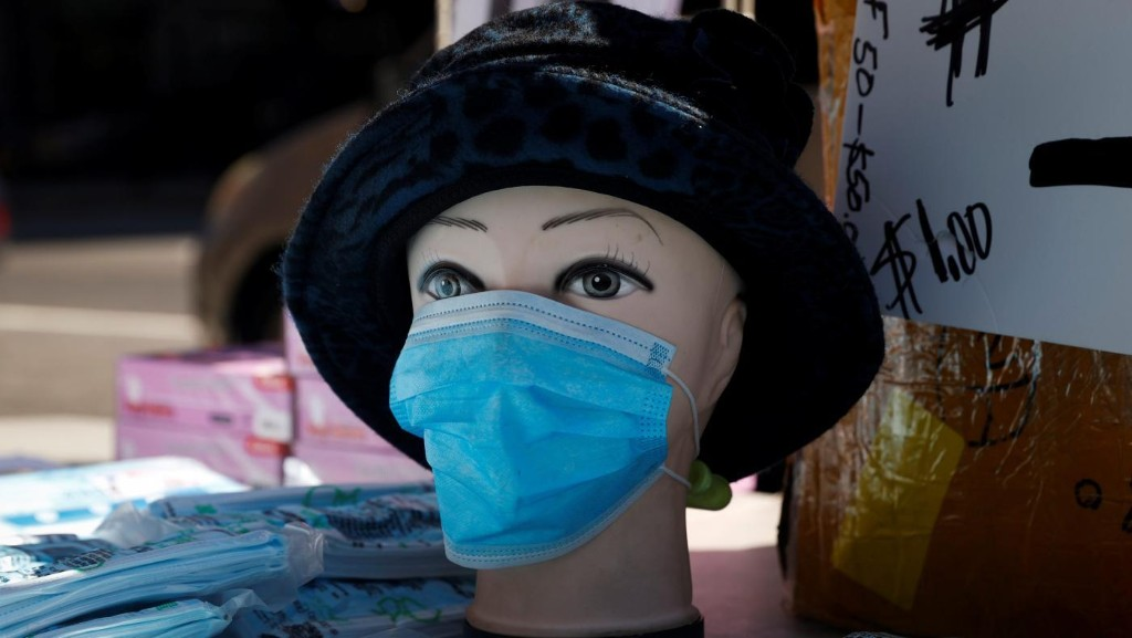 The US can't supply enough medical masks for healthcare workers, let alone the general public