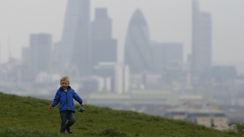 London is trying to make itself less toxic to kids