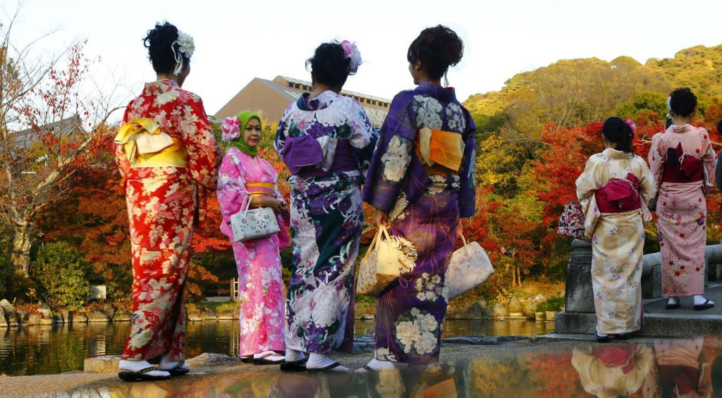 Stubbornly resistant to change, Japan is finally giving in for the sake of tourism
