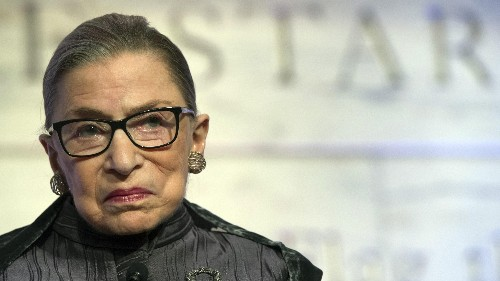 It's good for America that Ruth Bader Ginsburg didn't keep her Trump opinions to herself