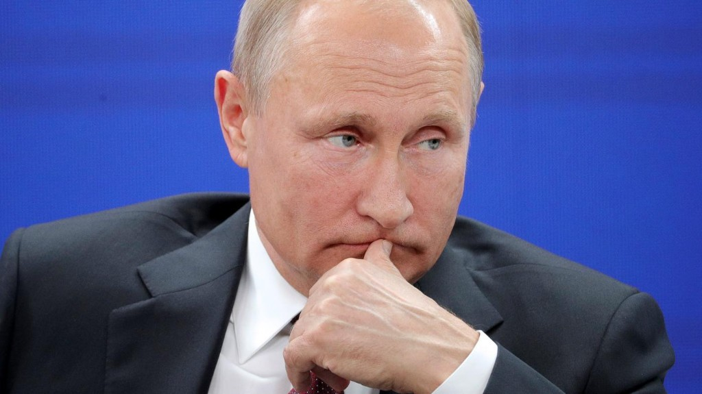 Vladimir Putin messed with pensioners. Now his approval rating is nearing record lows