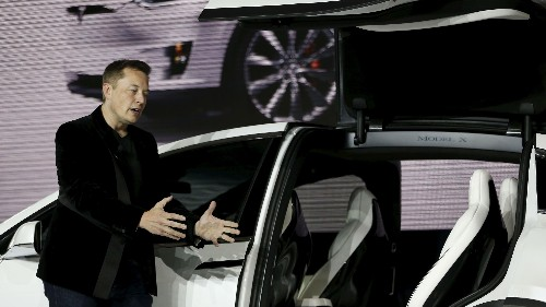 The Tesla Model X has a feature that will come in handy during the apocalypse, says Elon Musk