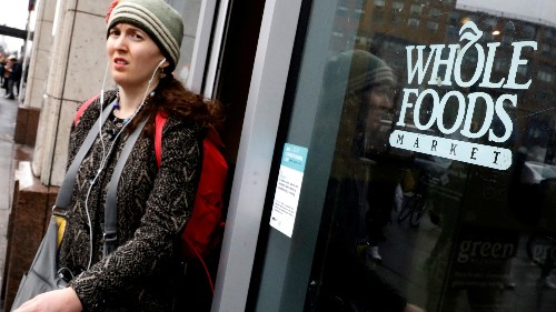 Charted: Whole Foods' organic problem—shoppers naturally prefer cheaper options