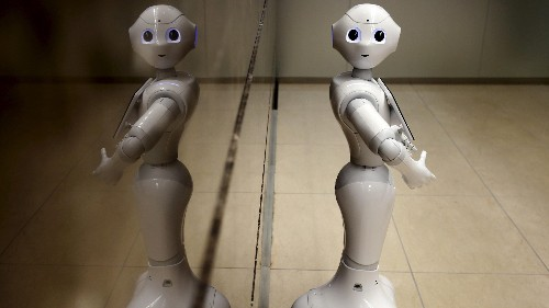 In the great robot job takeover, women are less likely to suffer than men
