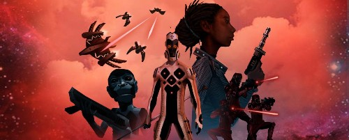 A Lord of the Rings-inspired space opera wants to reconnect people with African mythology