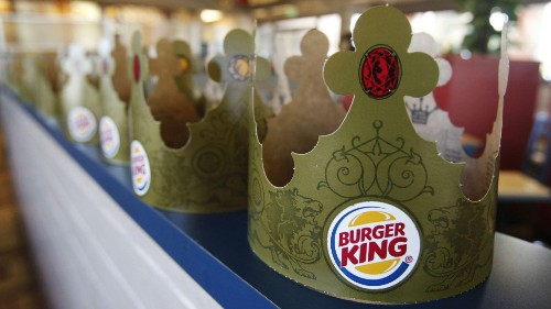 Burger King is going all out to attract vegetarians in India