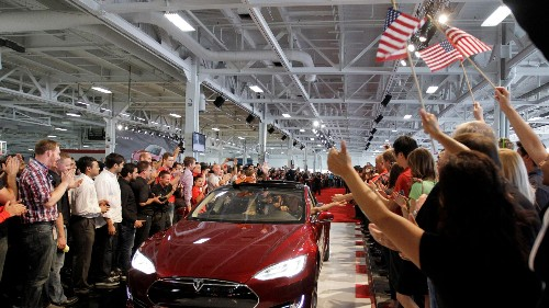 Texas may pass a law preventing Tesla from fixing its own cars