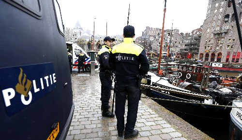Dutch police are confiscating expensive clothes from kids who look too poor to wear them