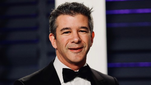 Uber founder Travis Kalanick's next move is ghost kitchens