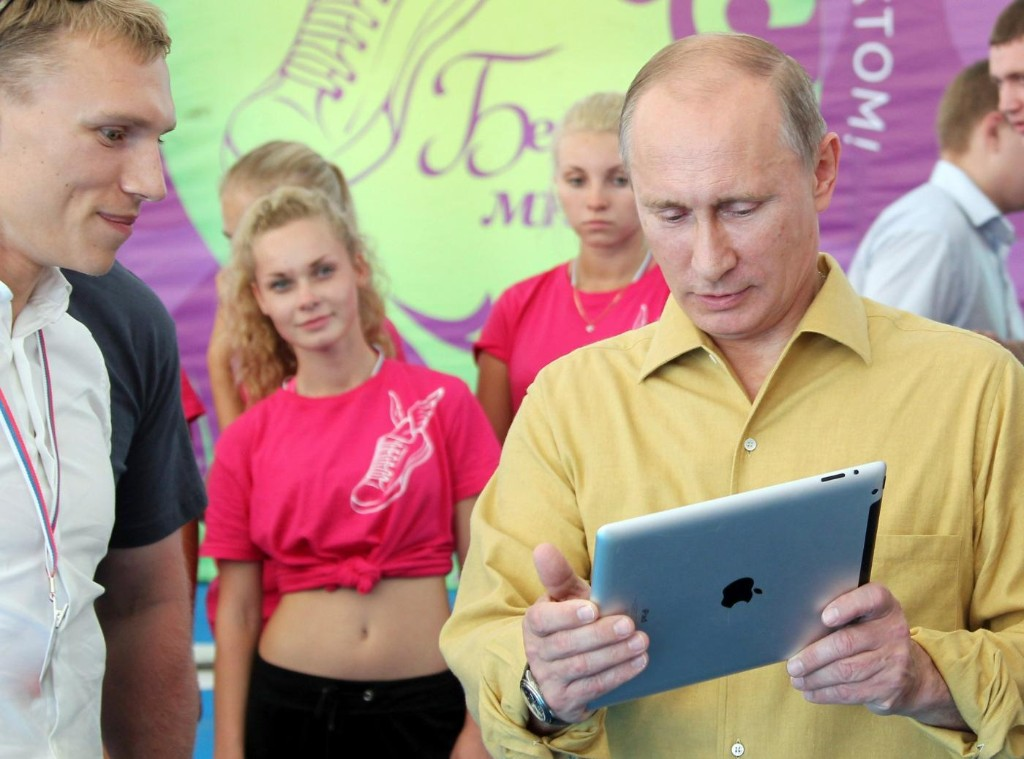 What Putin's Russia and other homophobes around the world are doing with their iPhones
