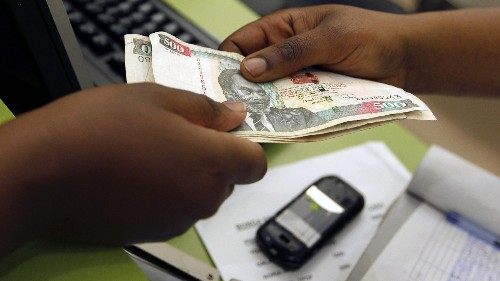 Safaricom's M-Pesa is getting its own debit card to compete with Kenyan banks like Equity Bank