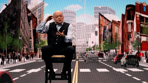 Ford CEO Jim Hackett on the future of computing, cities, and self-driving cars