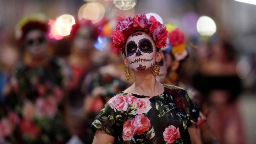 Day of the Dead: Google Doodle marks Mexican holiday with altar