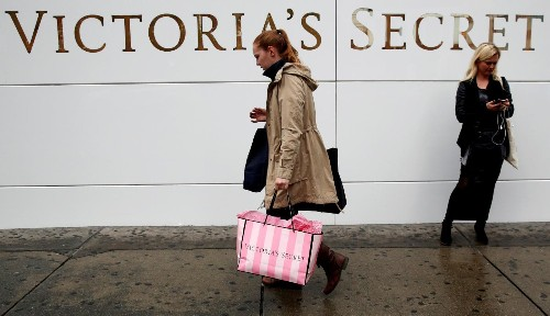 Victoria's Secret's longtime boss is out as the brand is sold off