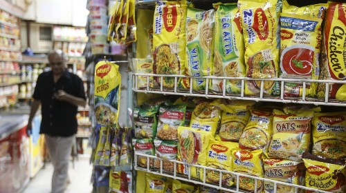 Nestle's top global executive has been dispatched to save Maggi in India