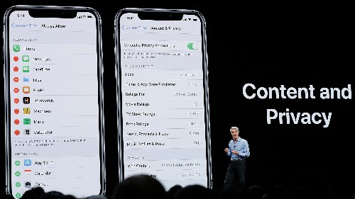 WWDC 2018: Apple doubles down on its privacy spat with Facebook