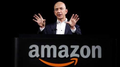 Amazon has already begun automating its white-collar jobs