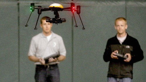 The US plans to require people to register their drones